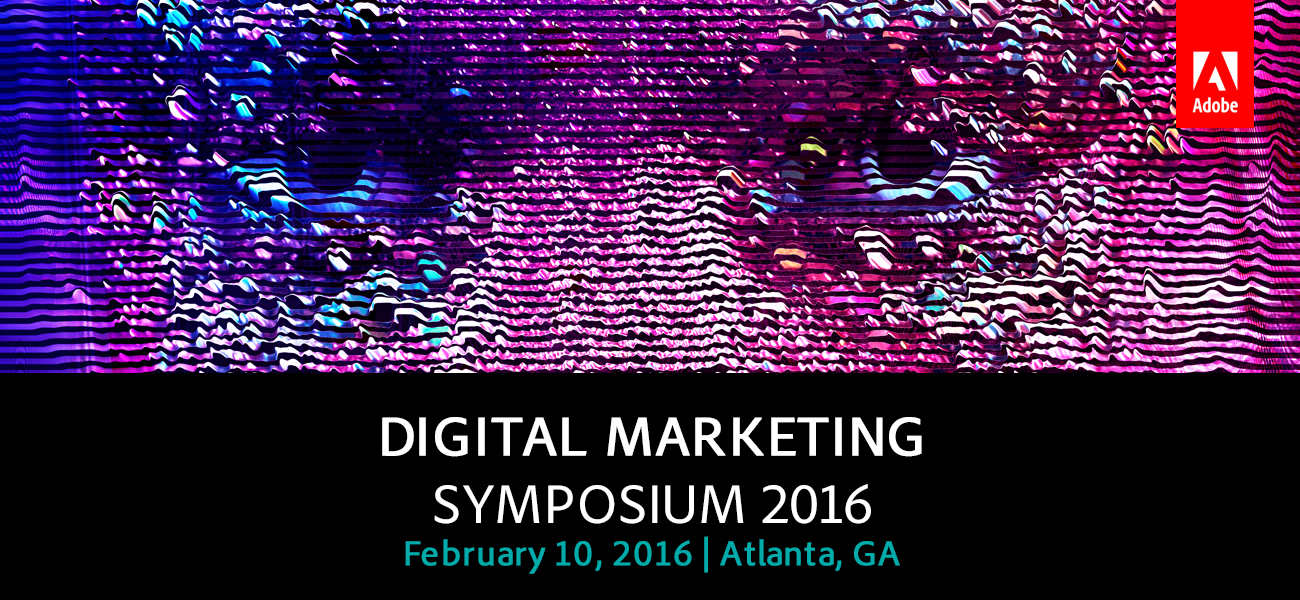 Digital Marketing Symposium 2016