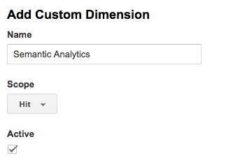 semantic-analytics-custom-dimension